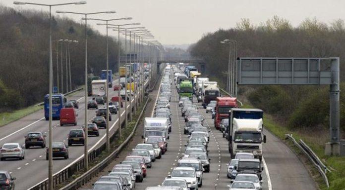 Крупные автомагистрали Англии накроют куполом