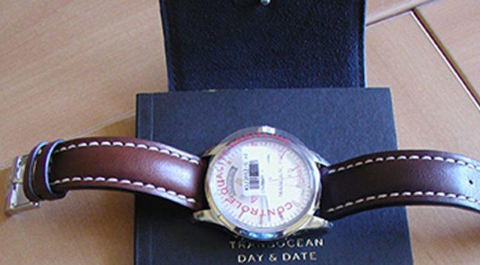 Таможня обнаружила незаконно перевозимые наручные часы