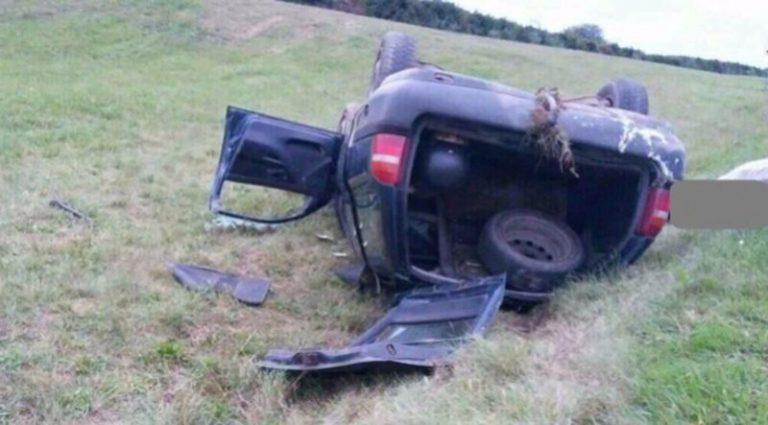 В Волковысском районе перевернулся «Форд». Водитель погиб.