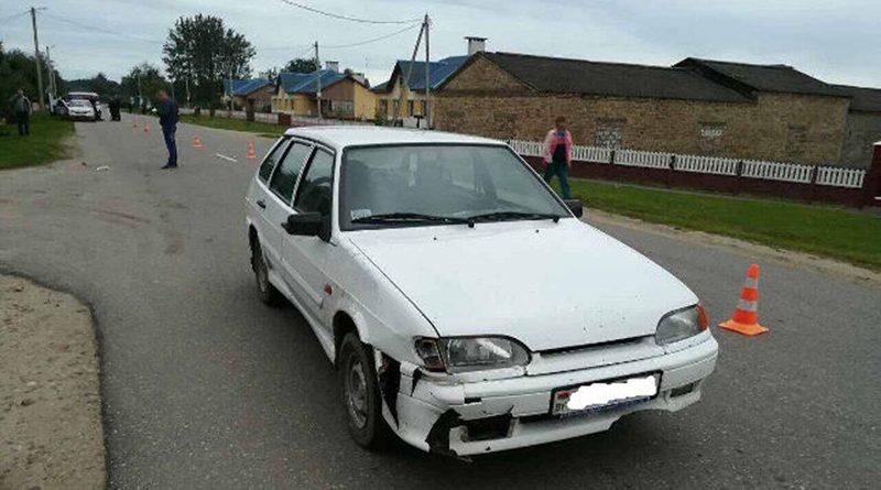 В Берестовицком районе водитель «Лады» сбил 7-летнего школьника