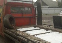 В Дрогичинском районе задержана партия этилового спирта