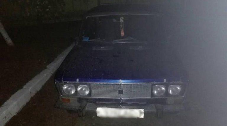 В Столинском районе за рулем авто задержан пьяный старшеклассник