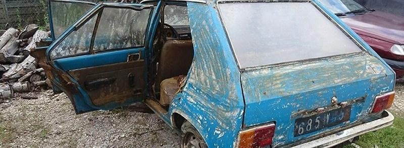 Во Франции владелице вернули угнанный 38 лет назад авто