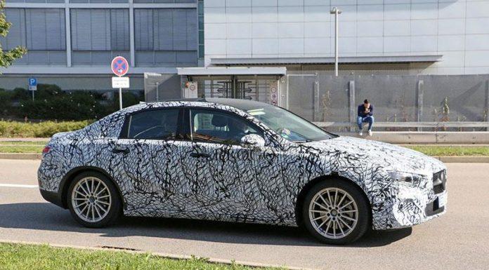 Следующий Mercedes А-класса получит четырехдверную версию.