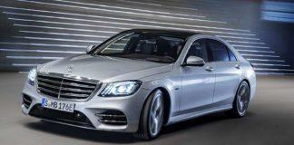 Mercedes представил суперэкономичный S-класс