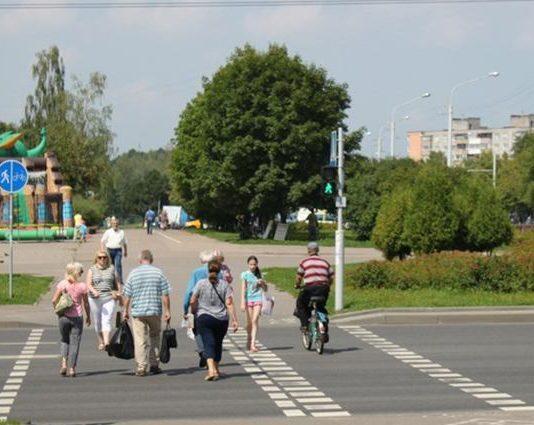ГАИ усилит меры по предотвращению ДТП с участием пешеходов и велосипедистов