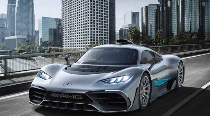 Гиперкар Mercedes-Benz дебютировал во Франкфурте