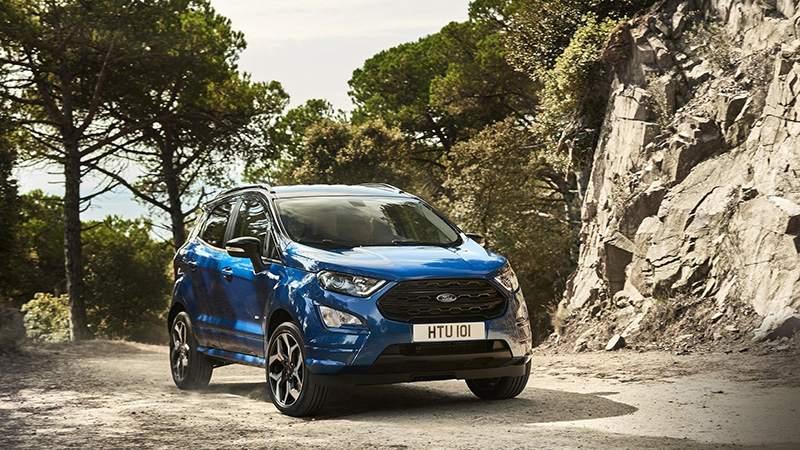 Европейский Ford EcoSport дождался обновления