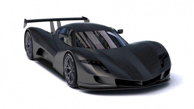 Суперкар Owl самый быстрый в мире суперкар с электродвигателем?