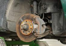 Признаки неисправностей при осмотре тормозной системы