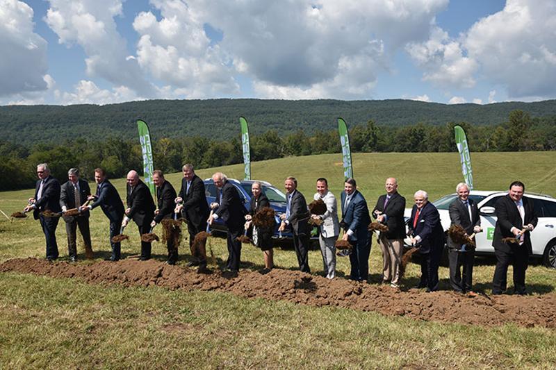 В США начались работы по строительству третьего завода Nokian Tyres
