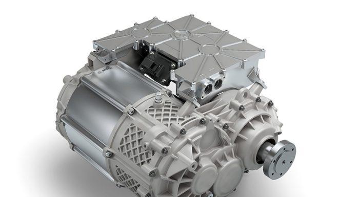 Новаторская силовая установка для электромобилей: Bosch e-axle расширяет границы возможного