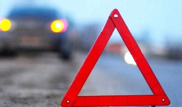 В Лепельском районе столкнулись микроавтобус и грузовик