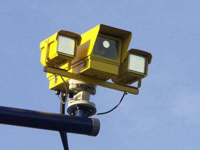 ГАИ сообщила о расположении в Минске датчиков автоматической фиксации нарушений скорости