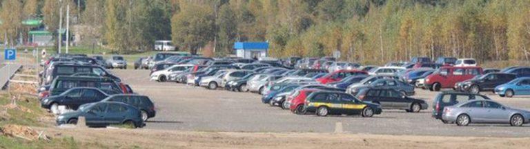 С 1 октября в Минске отменяют скидки на автостоянках