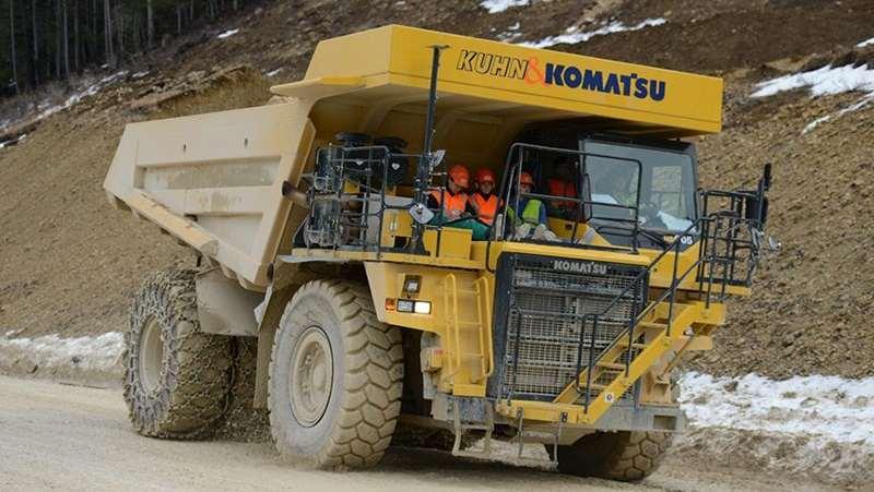 В Швейцарии строят самый большой электроавтомобиль в мире