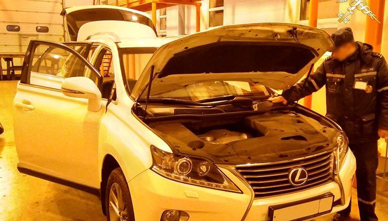 Гродненские таможенники пресекли попытку ввоза на территорию ЕАЭС партии гашиша