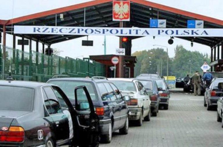 Для проезда по территории Польши на чужом автомобиле необходима доверенность