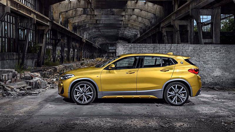 BMW X2 записался в спорткроссоверы