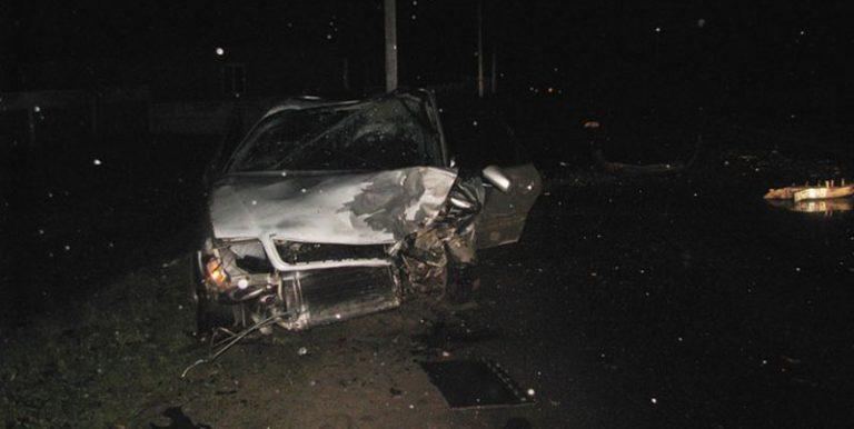 30 октября вечером около 22.10 в городе Мядель произошло смертельное ДТП.
