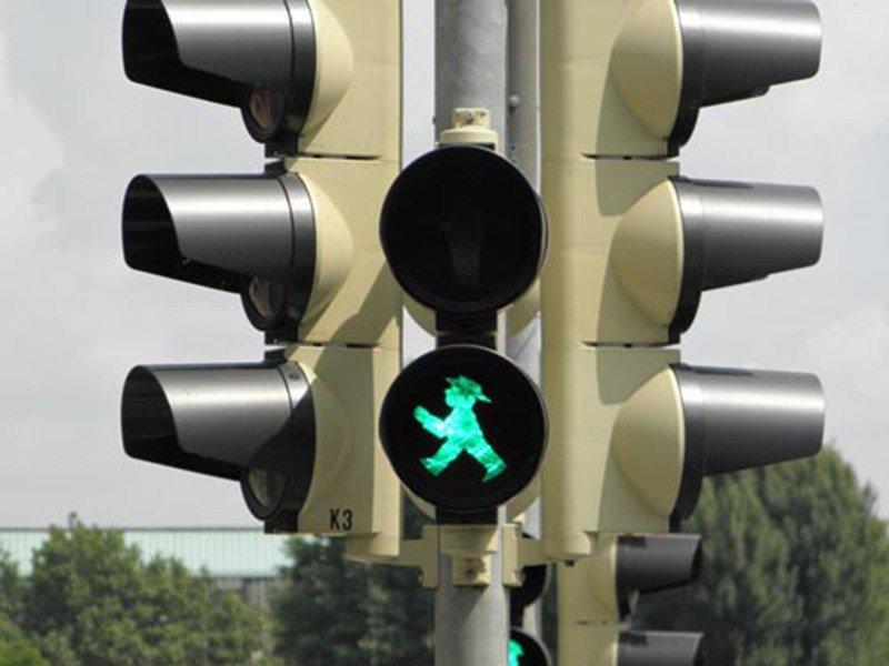 Самые необычные в мире светофоры