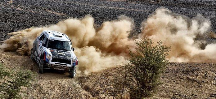 Ралли Марокко: Торжественный старт и полная готовность