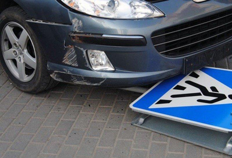 Несколько ДТП с участием пешеходов произошли в минувшие выходные