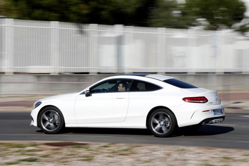 Mercedes-Benz C Coupe