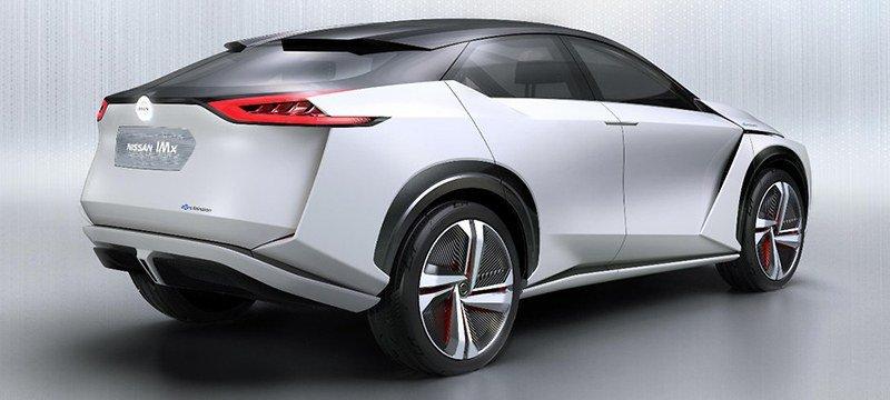 На Токийском автосалоне представлен концепт Nissan IMx