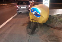 В Минске граждане задержали пьяного водителя