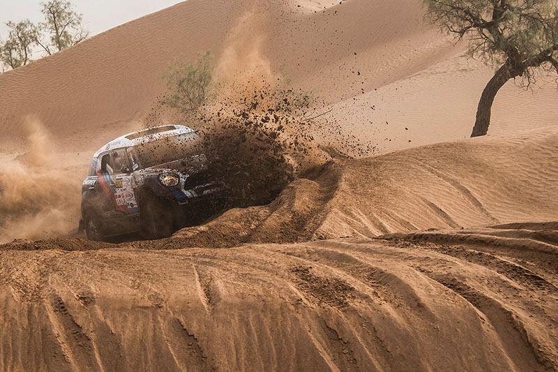 Ралли Марокко: Марафонский этап, часть 2