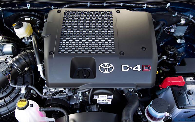 Toyota откажется от дизелей