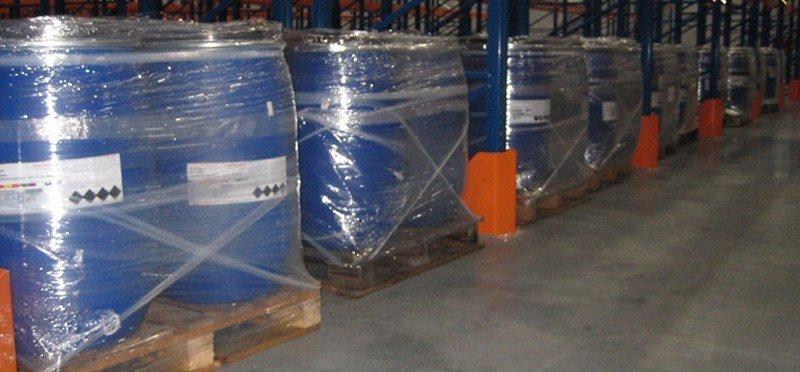 Гродненские таможенники пресекли попытку незаконно ввезти более 10 тыс. литров акриловых полимеров