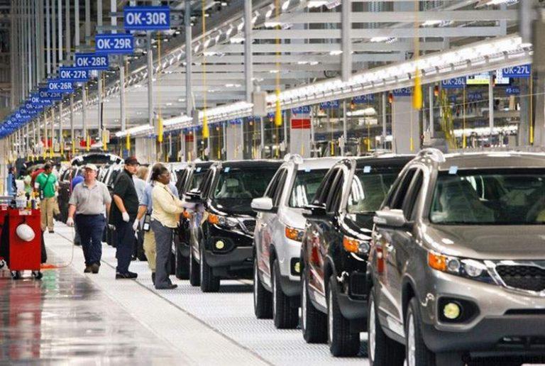 Германия больше не лидирует на рынке продаж новых автомобилей в Европе