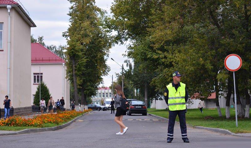 Госавтоинспекция усилит надзор за дорожным движением вблизи школ и гимназий