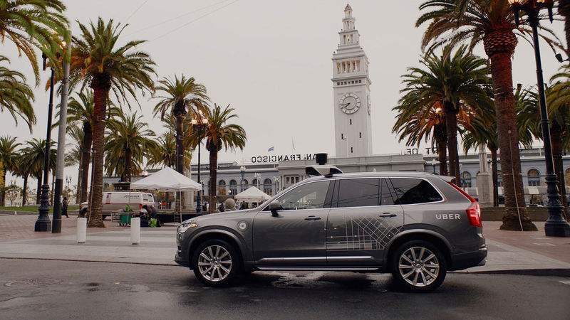 Waymo требует 1 миллиард долларов с Uber