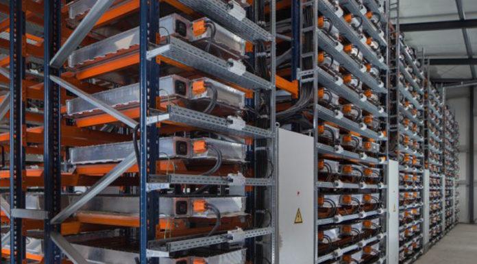 BMW создала ферму из отработанных АКБ электромобилей