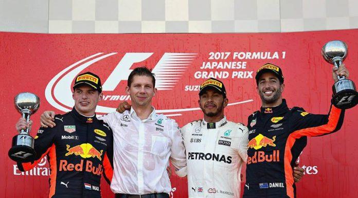 """ФОРМУЛА-1"". Гран-при Малайзии и Японии"