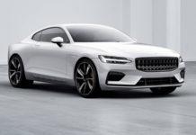 Volvo будет продавать купе Polestar по интернет-подписке