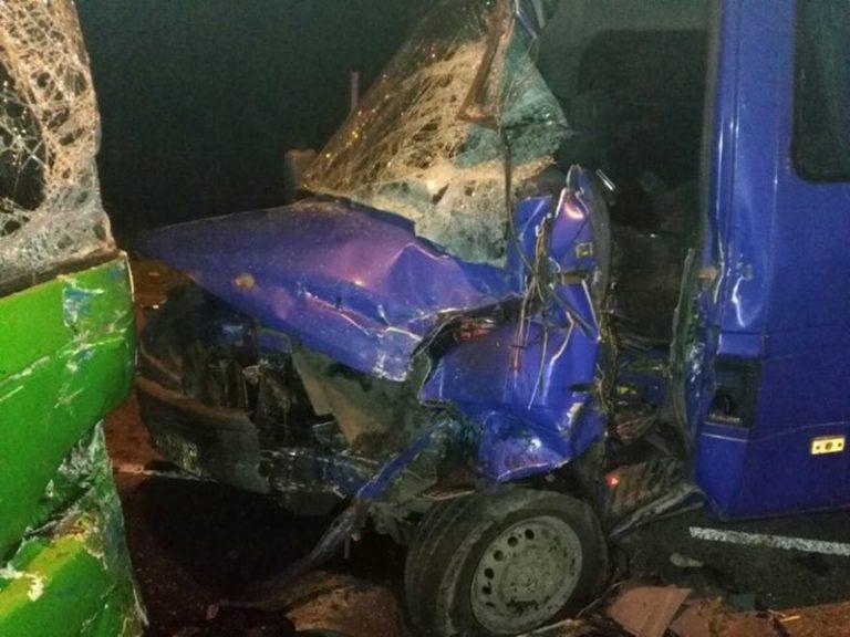 В Новополоцке произошло ДТП с участием рейсового автобуса. Погиб один человек.