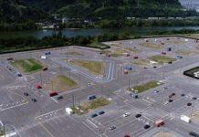 В США создан целый город для автомобилей
