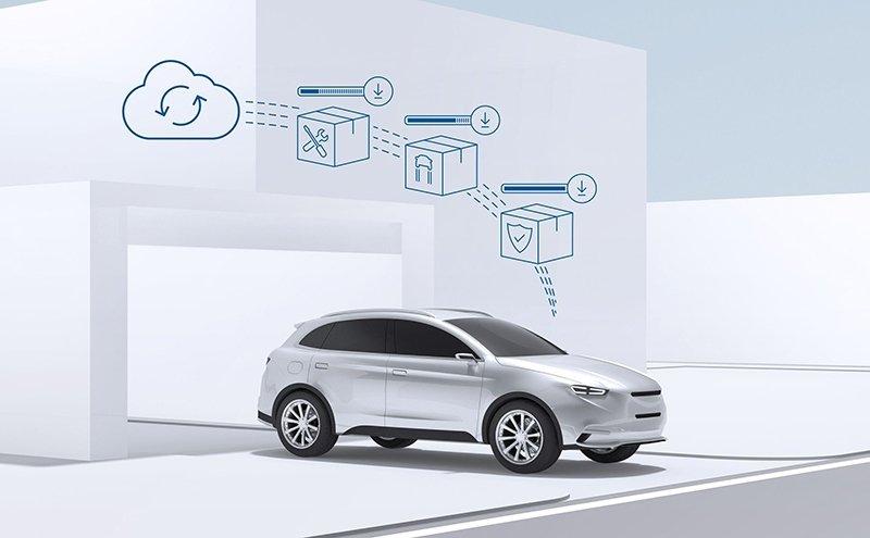 Обновлять ПО автомобилей станет так же просто, как и смартфоны