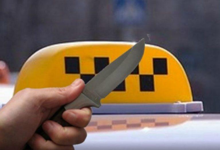 В Шумилинском районе пьяный пассажир, угрожая ножом таксисту, угнал автомобиль