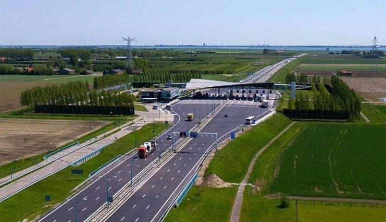 Голландцы придумали самовосстанавливающуюся дорогу