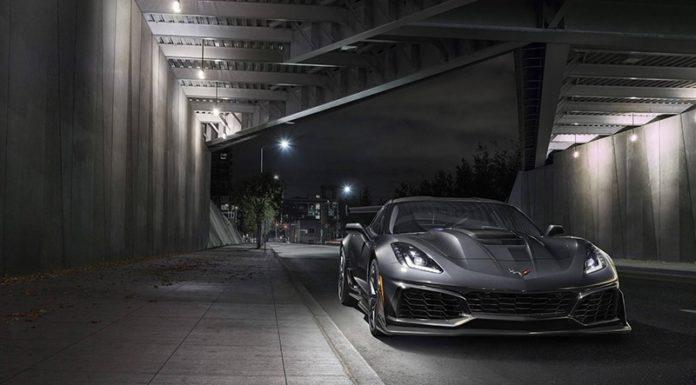 Новый Chevrolet Corvette ZR1: мощнее чем Ferrari F12berlinetta и Lamborghini Aventador