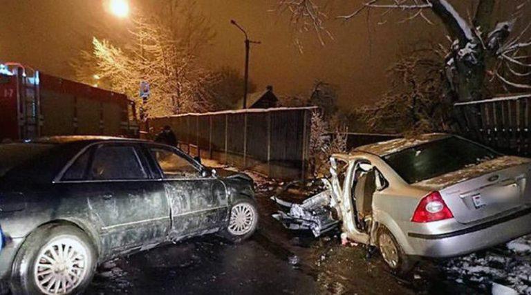 В Бобруйске в ДТП пострадали три человека