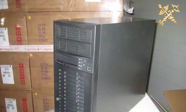 450 единиц компьютерных комплектующих пытались переместить без таможенного декларирования