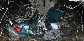 В Украине четыре подростка погибли в ДТП