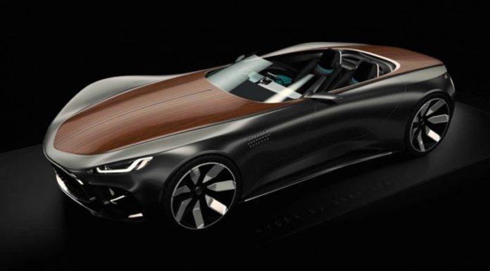 Шведы создали суперкар с деревянным кузовом