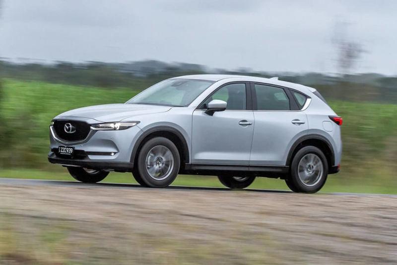 Россиянин три раза отследил украденную Mazda CX-5, но так и не смог ее вернуть